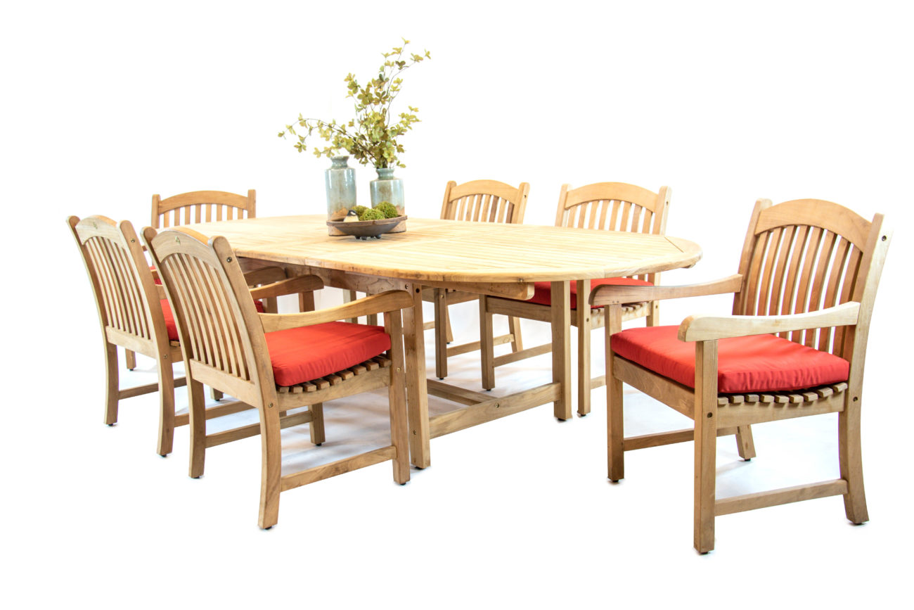 Scancom-Kalimantan-7-Piece-Set-8722-11822-Double-Extension-Table-Sumbawa-Dining-Chair-Leaf-Opened-Red-Cushion-Decor-1.jpg