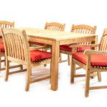Scancom-Rinjani-7-Piece-Set-39×79-Dining-Table-Sumbawa-Dining-Chair-Red-Cushion-1-1.jpg
